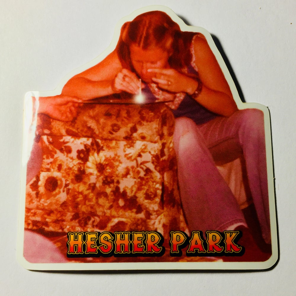 Image of MOTHER FULKER STICKER