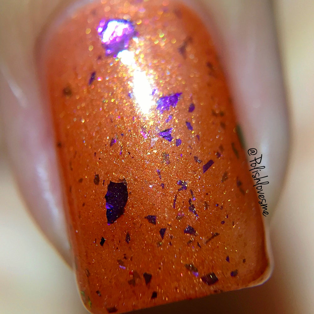 Image of Cozy By The Fire Nail Polish
