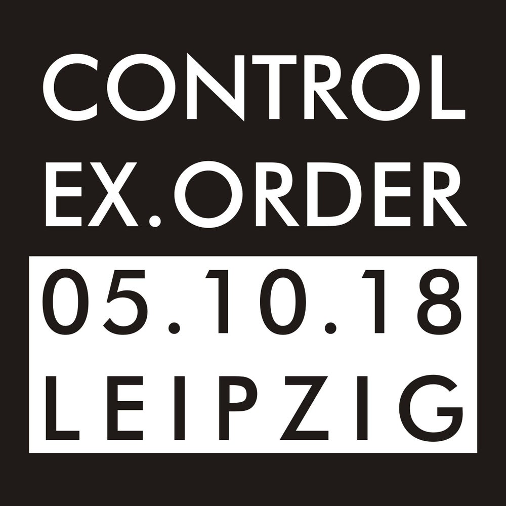 Image of CONTROL & EX.ORDER Ticket