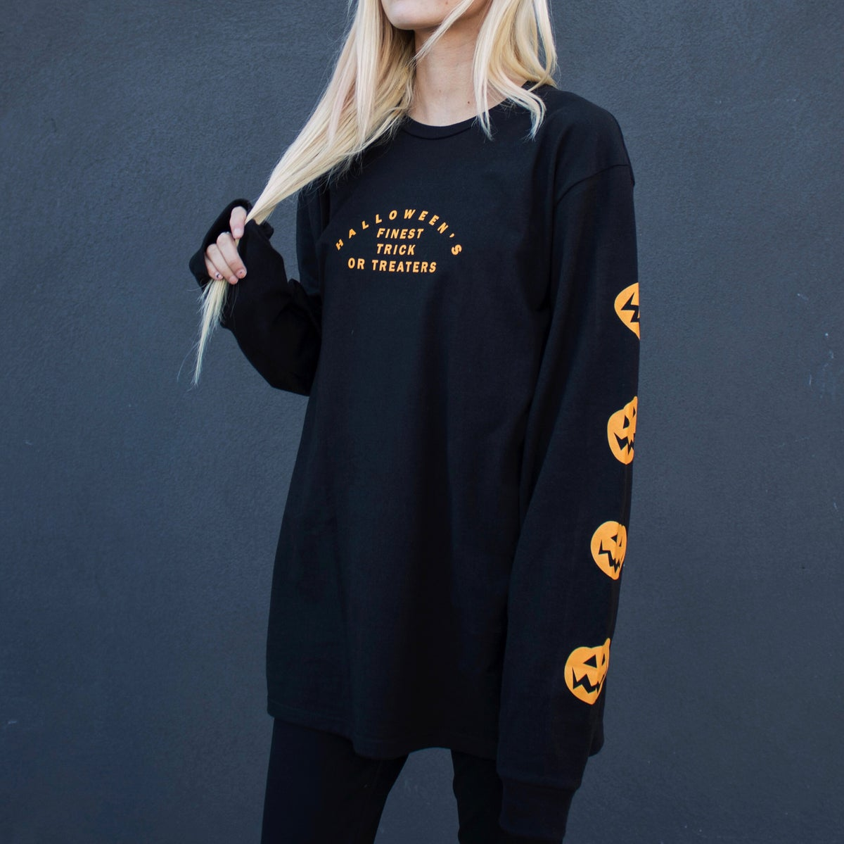Image of Trick or Treaters Long Sleeve