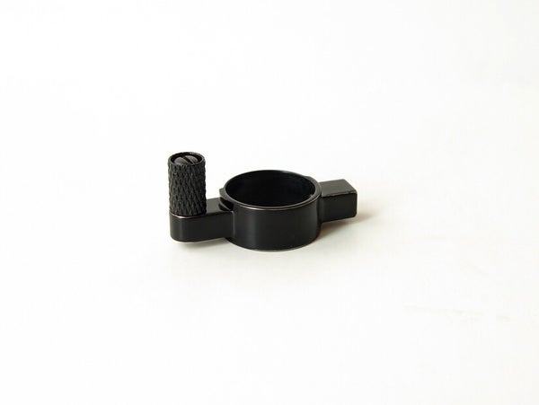Image of SOOM Leica M Film Rewind Lever - V1 PRE BRASSED Black Paint