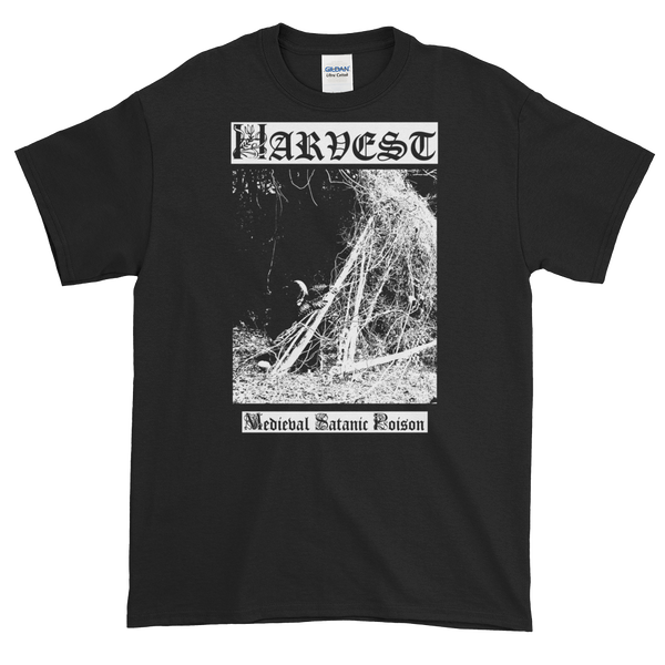 "Image of Harvest - ""Medieval Satanic Poison"" shirt"