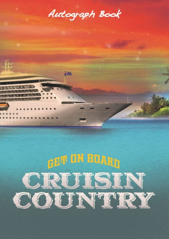 Image of Cruisin' Country Autograph Book