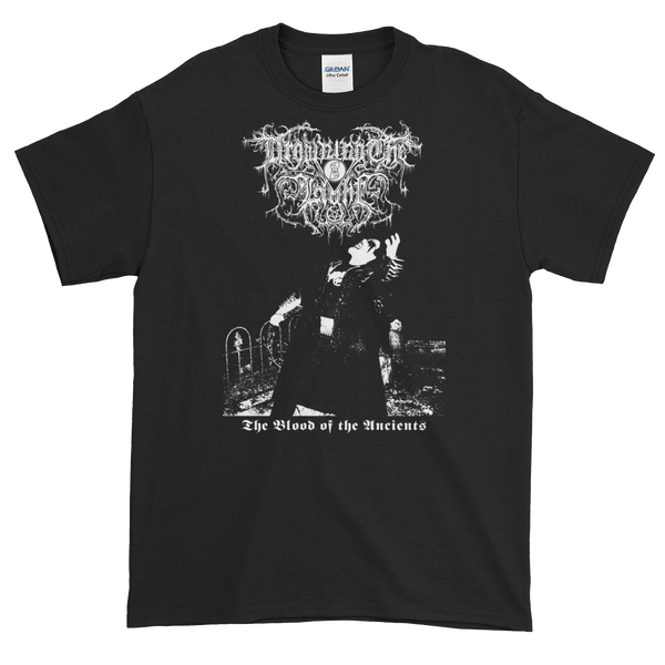 "Image of Drowning the Light - ""The Blood of the Ancients"" shirt"
