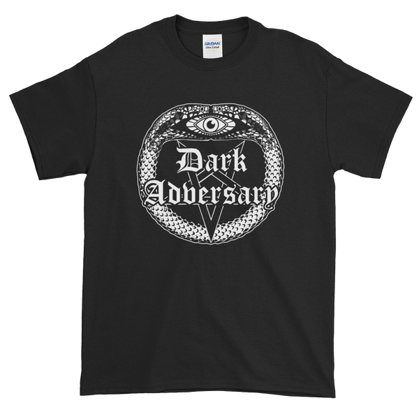 Image of Dark Adversary logo shirt