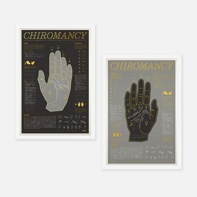 CHIROMANCY - Sorry.