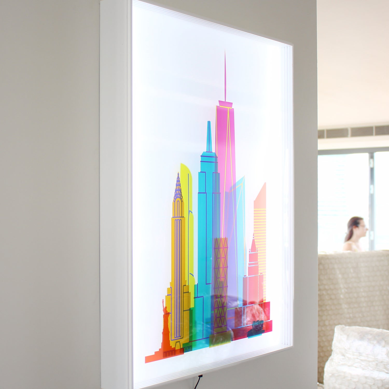Image of Cities Light boxes