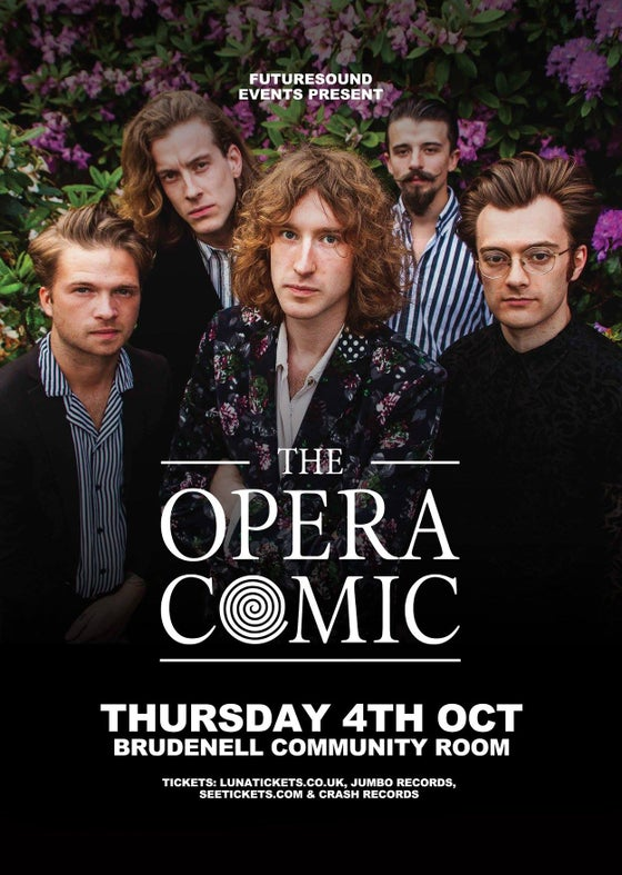 Image of The Opera Comic // Brudenell Social Club, Leeds