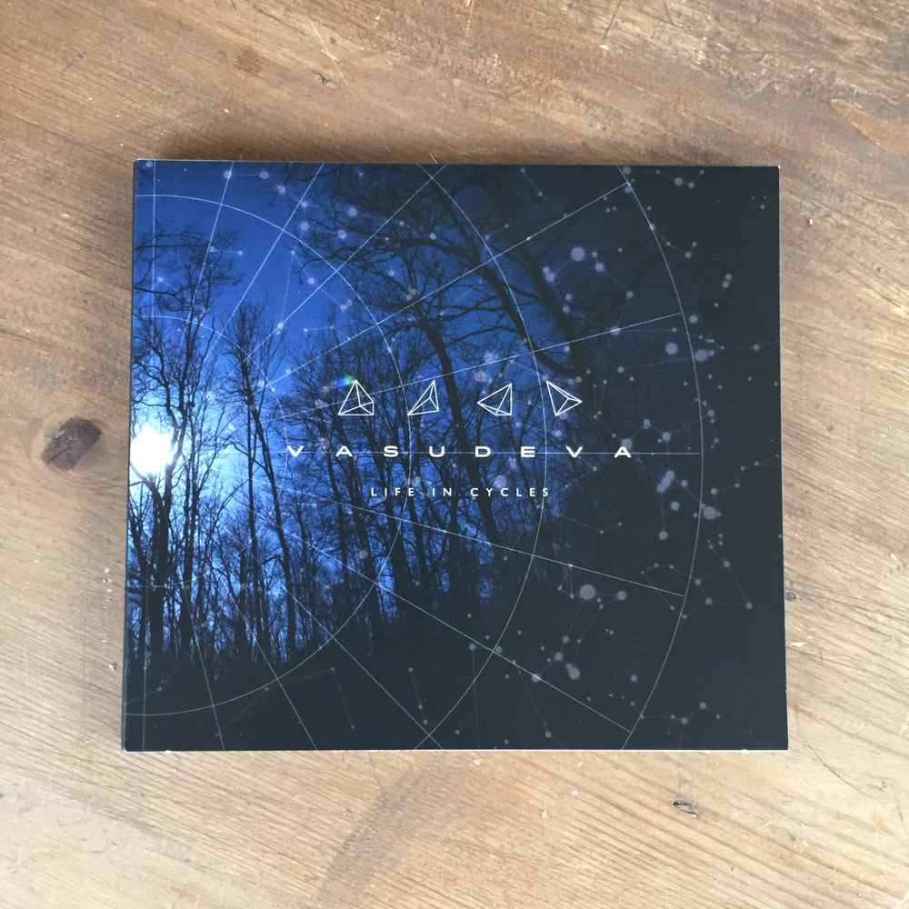 Image of Life in Cycles CD