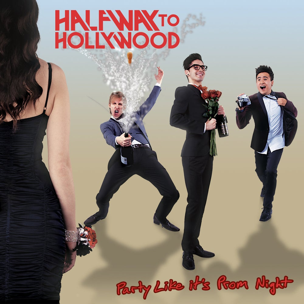 "Image of ""Party Like It's Prom Night"" CD"
