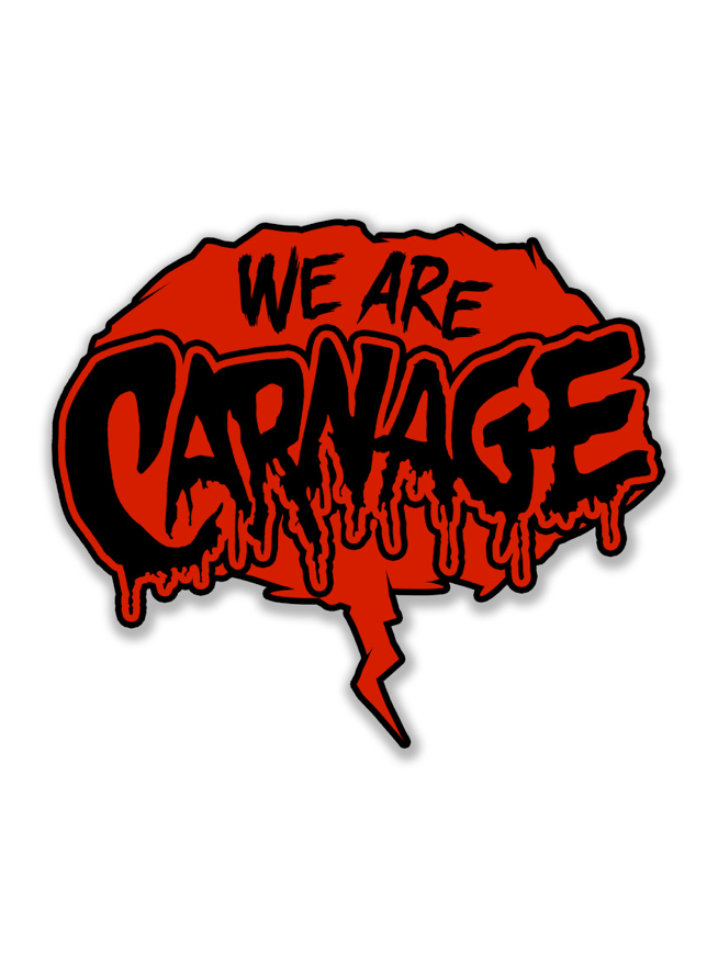 Image of We Are Carnage by Clay Graham