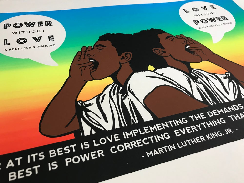 Image of Power and Love (2018)