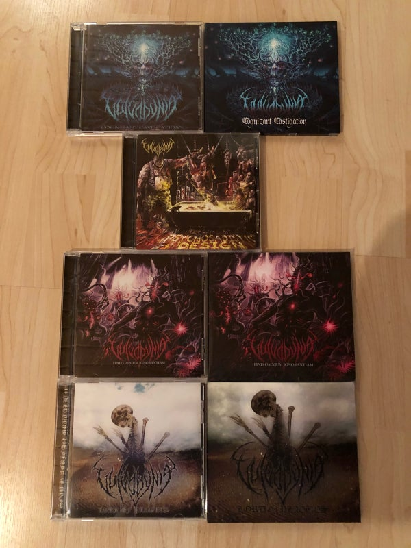 Image of VULVODYNIA CDs