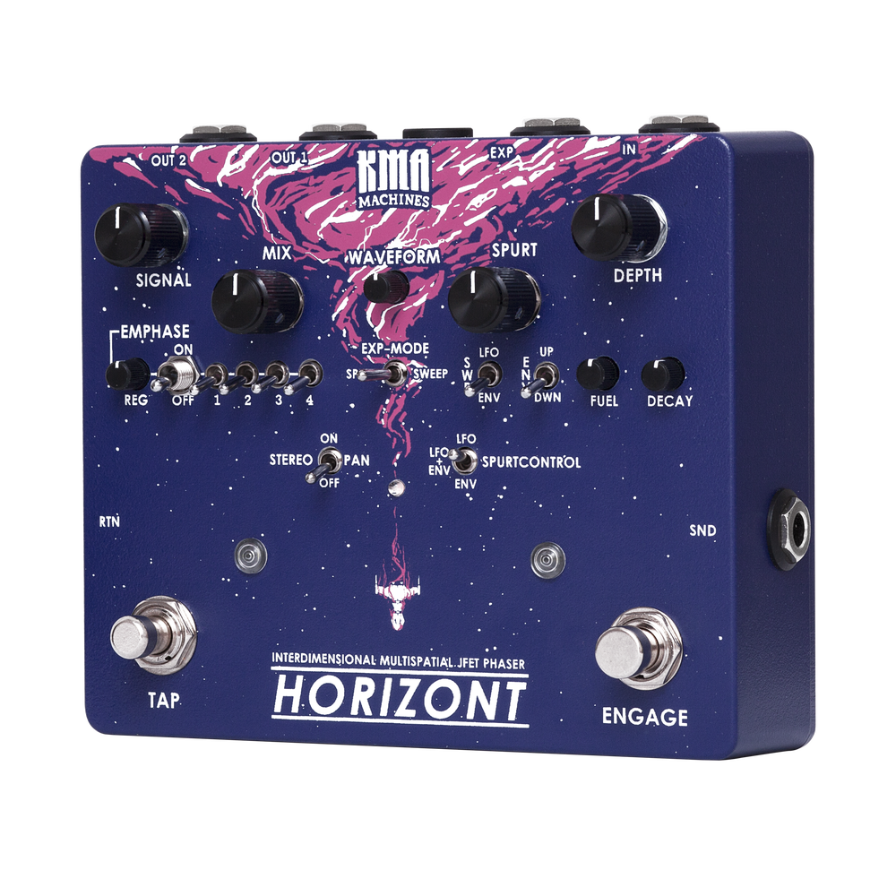 Image of Horizont - Stereo JFET Phaser