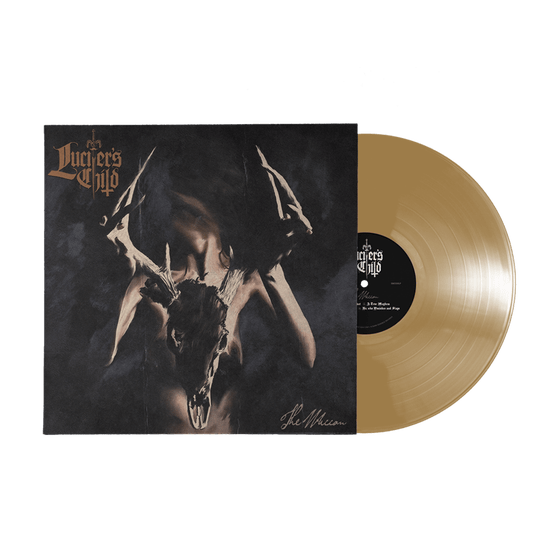 "Image of ""The Wiccan"" LP (Gold)"