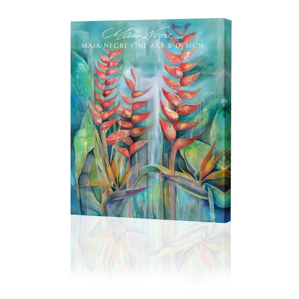 Image of Heliconias Giclee Print