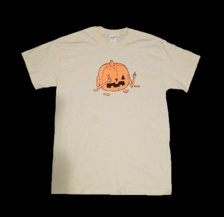Image of DIY Pumpkin T-shirt