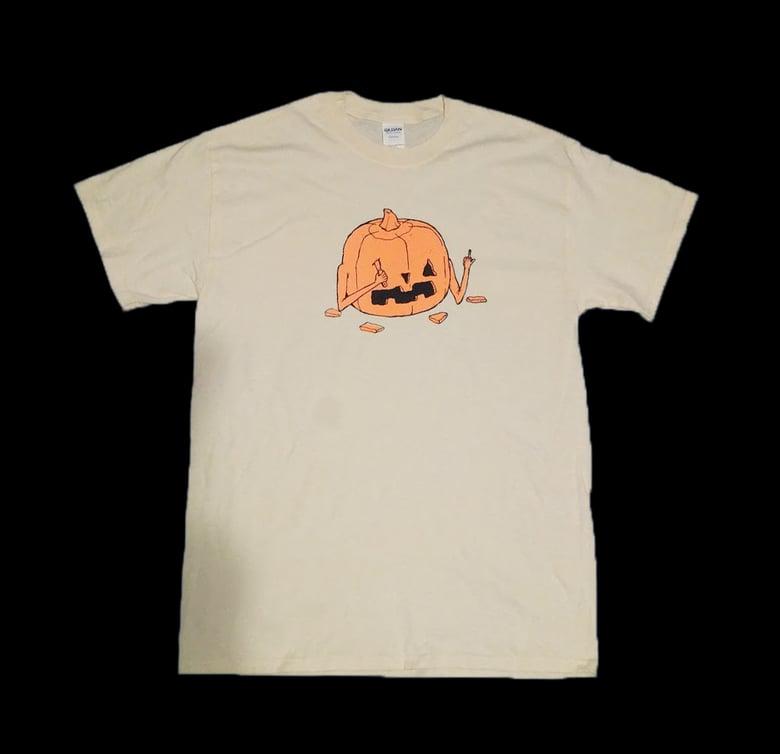 Image of DIY Pumpkin T-shirt