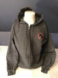 Image of BERNER Inc Full Zip Hoodie