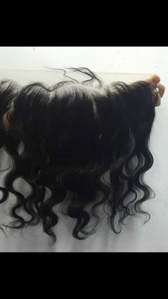 Image of HD Transparent Lace Frontal