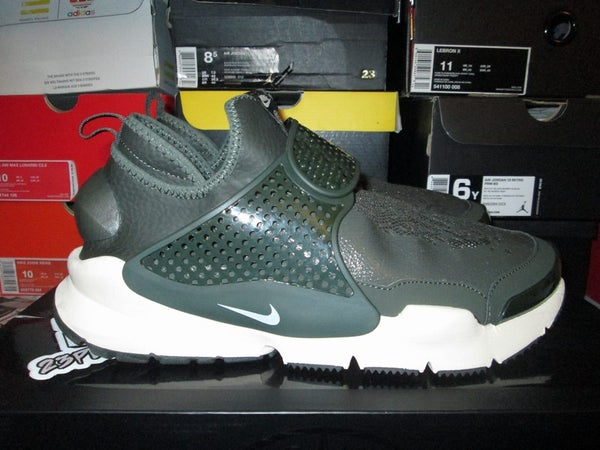 "Nike Sock Dart Mid x Stone Island ""Sequoia"" - FAMPRICE.COM by 23PENNY"