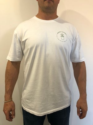 Image of Mens Disposable Cup t-shirt