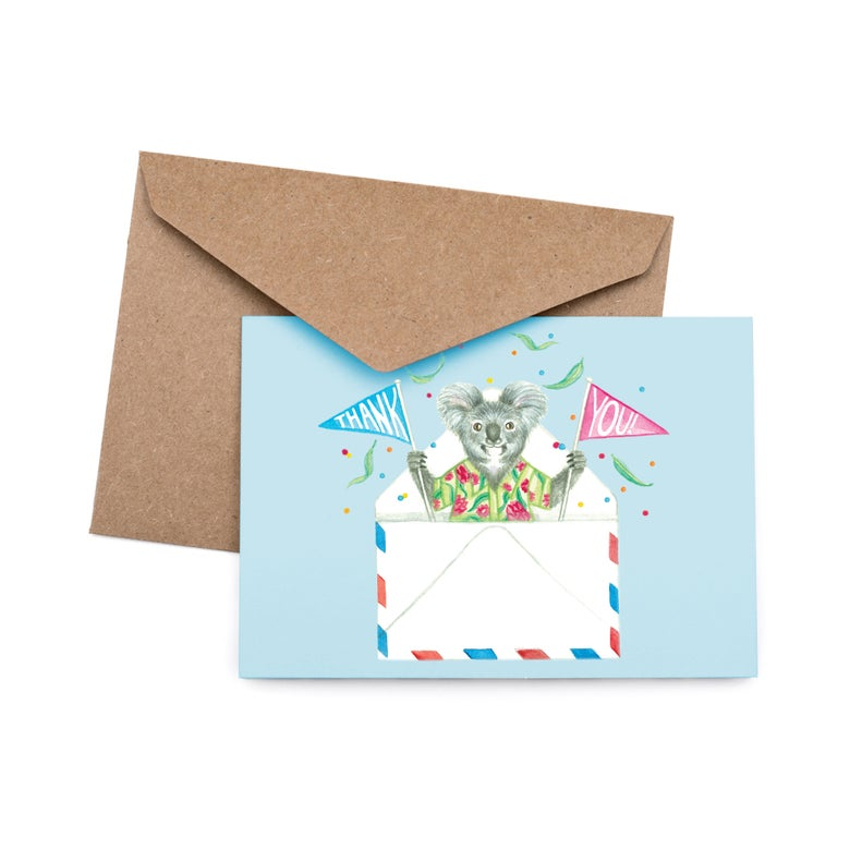 Image of Signed, Sealed, Celebrate Greeting Card
