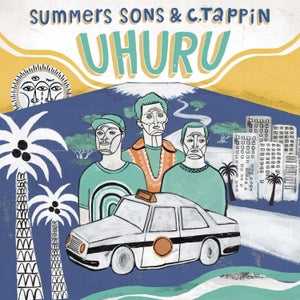 Image of  Summers Sons & C.Tappin - Uhuru (Ltd. Gatefold) - 2LP (MELTING POT MUSIC)