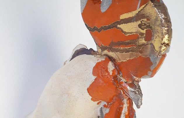Image of COCK gold orange