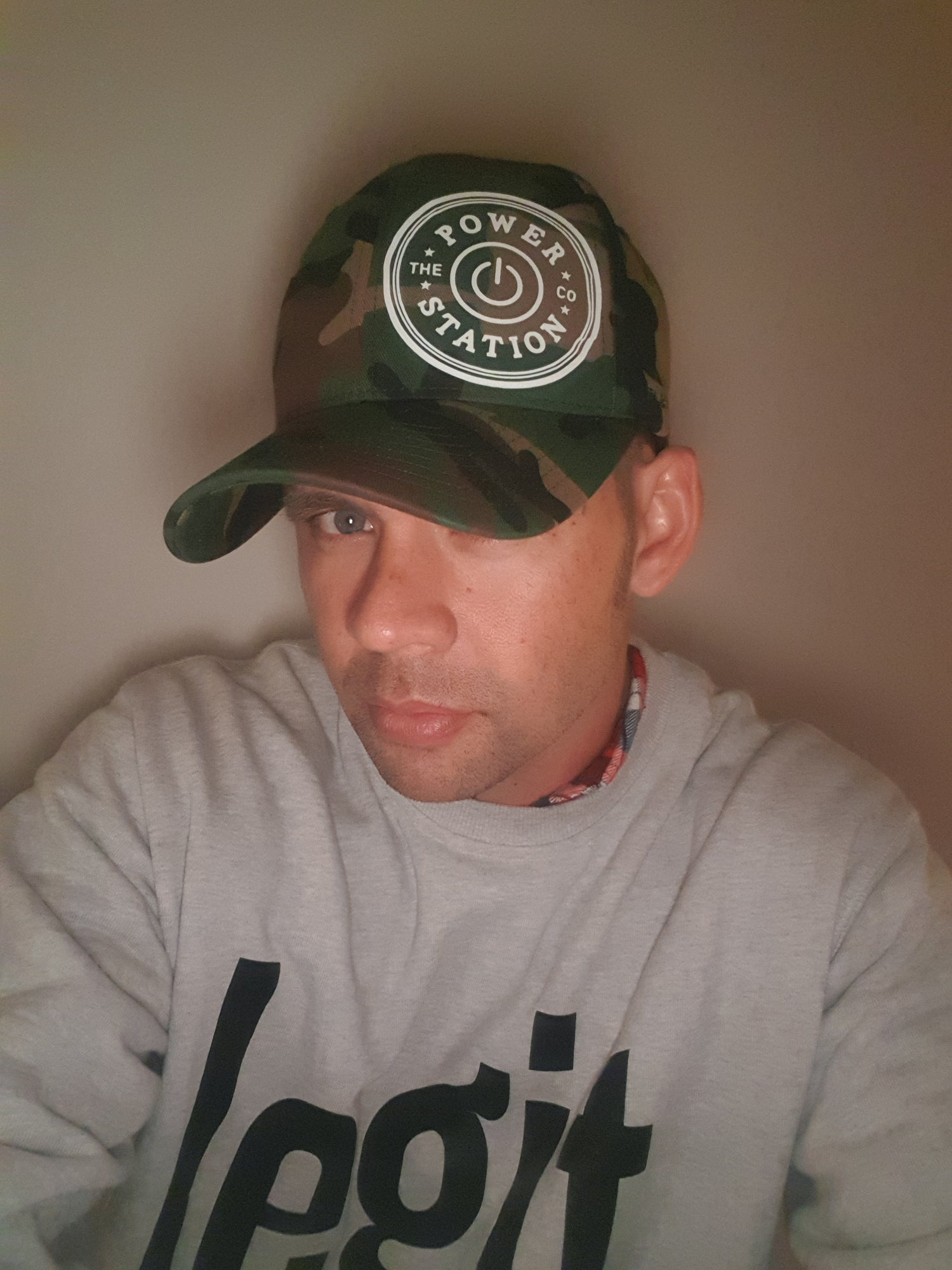 Image of Camo cap