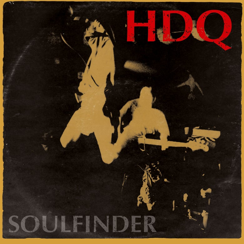 Image of HDQ - SOULFINDER LTD EDITION DOUBLE LP WITH CD INCLUDED