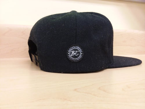 Image of FOREVER BROOKLYN LEATHER PATCH SNAPBACK
