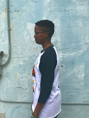 Image of Black Girls Matter Baseball Shirt