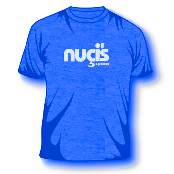 Image of 2018   Blue T-Shirt