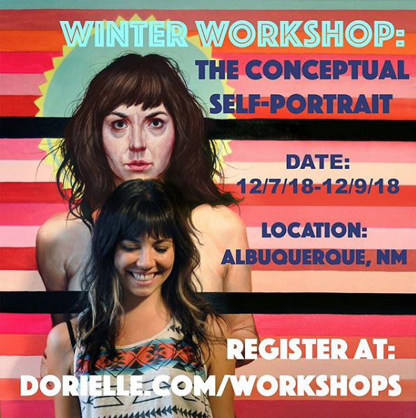 Image of WINTER WORKSHOP: THE CONCEPTUAL SELF-PORTRAIT
