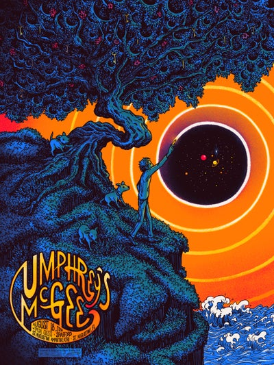 Image of Umphrey's McGee - St. Augustine, FL 2018