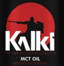 Image of KALKI MCT OIL - 100% THC FREE CBD