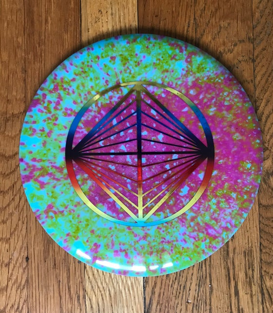 Image of Custom Dyed Star Destroyer - 175 (#4) Golf Disc