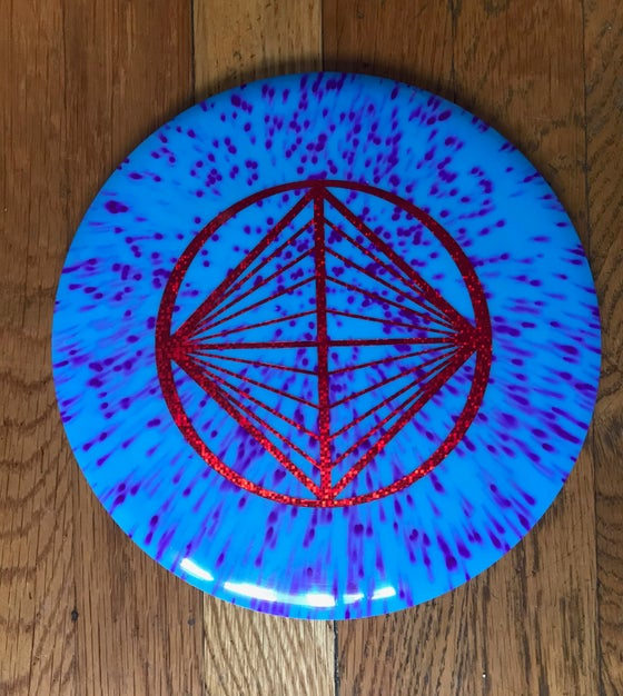 Image of Custom Dyed Star Destroyer - 171 (#5) Golf Disc