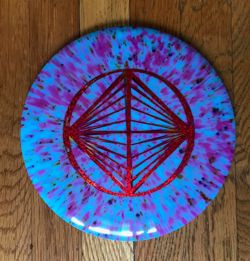 Image of Custom Dyed Star Destroyer - 175 (#6) Golf Disc