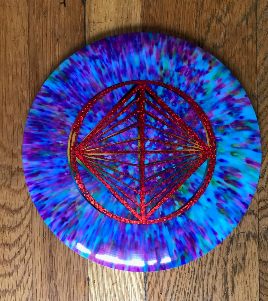 Image of Custom Dyed Star Destroyer - 171 (#7) Golf Disc