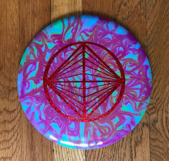 Image of Custom Dyed Star Destroyer - 175 (#8) Golf Disc