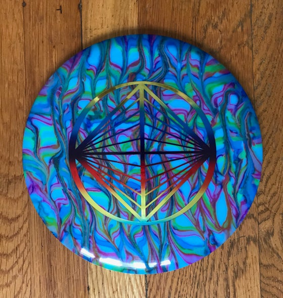 Image of Custom Dyed Star Destroyer - 172 (#9) Golf Disc