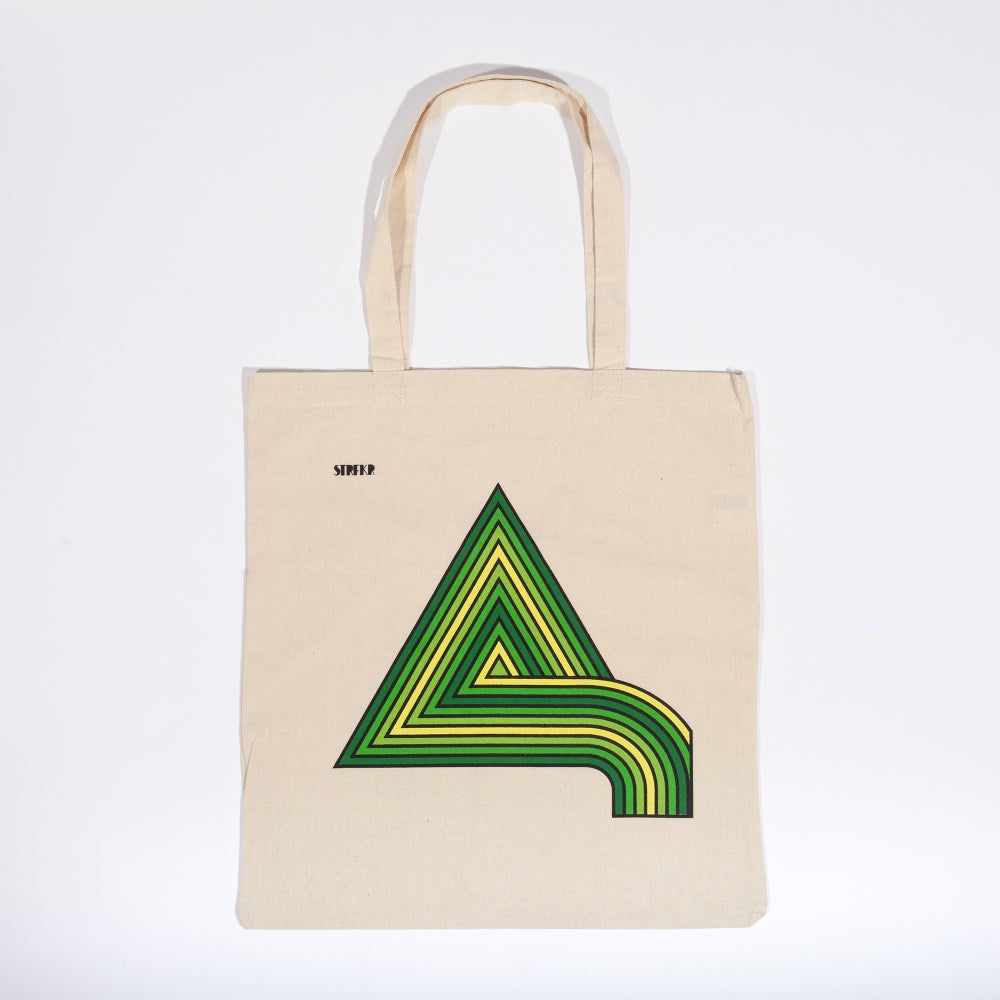 Image of Vault Tote Bag (Triangle)