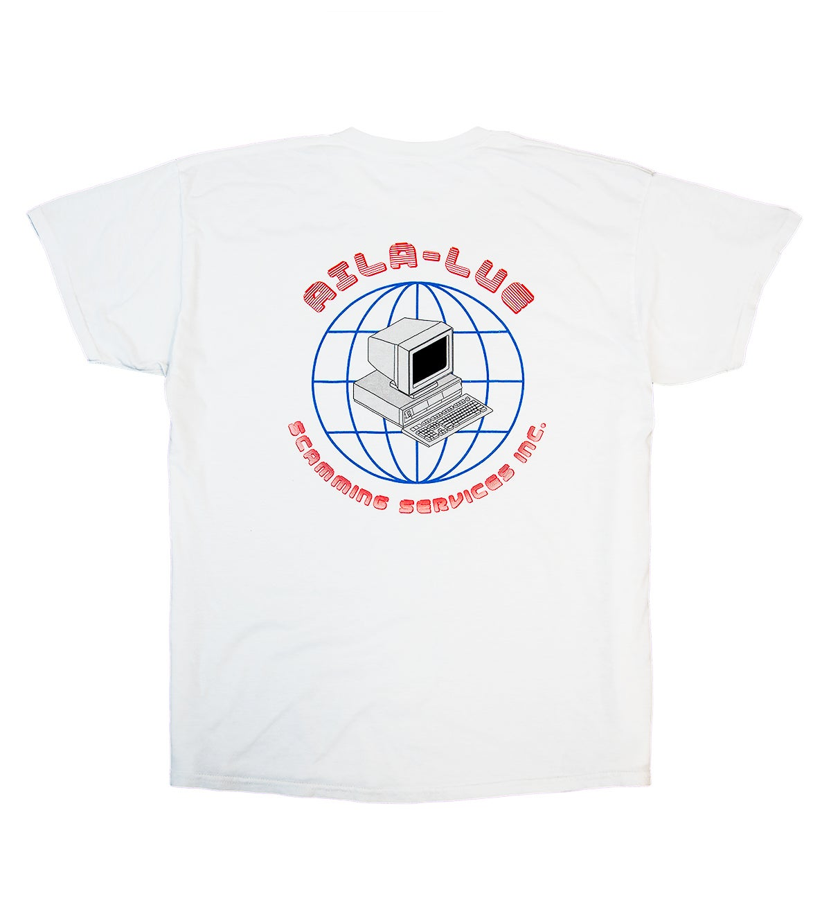 Image of Scamming T-shirt