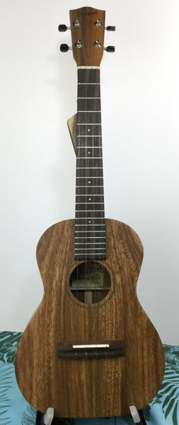 Image of Pono Solid Acacia Wood Tenor (AT) Size Ukulele