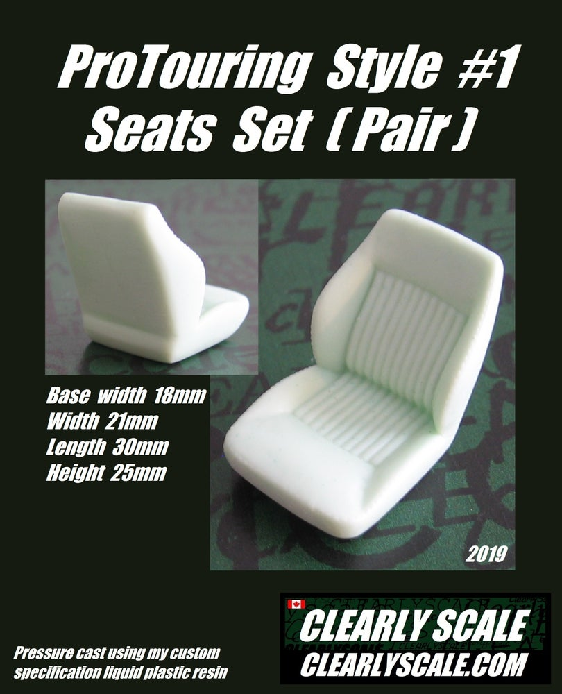 Image of ProTouring Seat Style #1