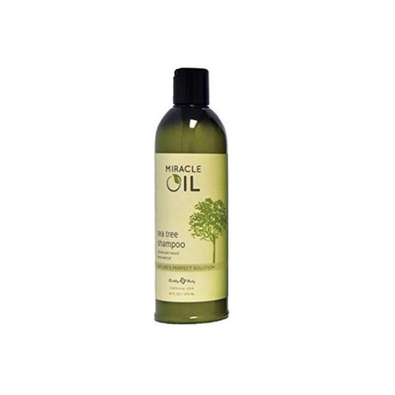 Image of Miracle Oil Shampoo