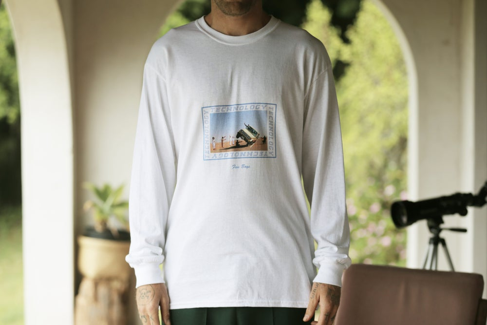 Image of TECHNOLOGY LONG SLEEVE