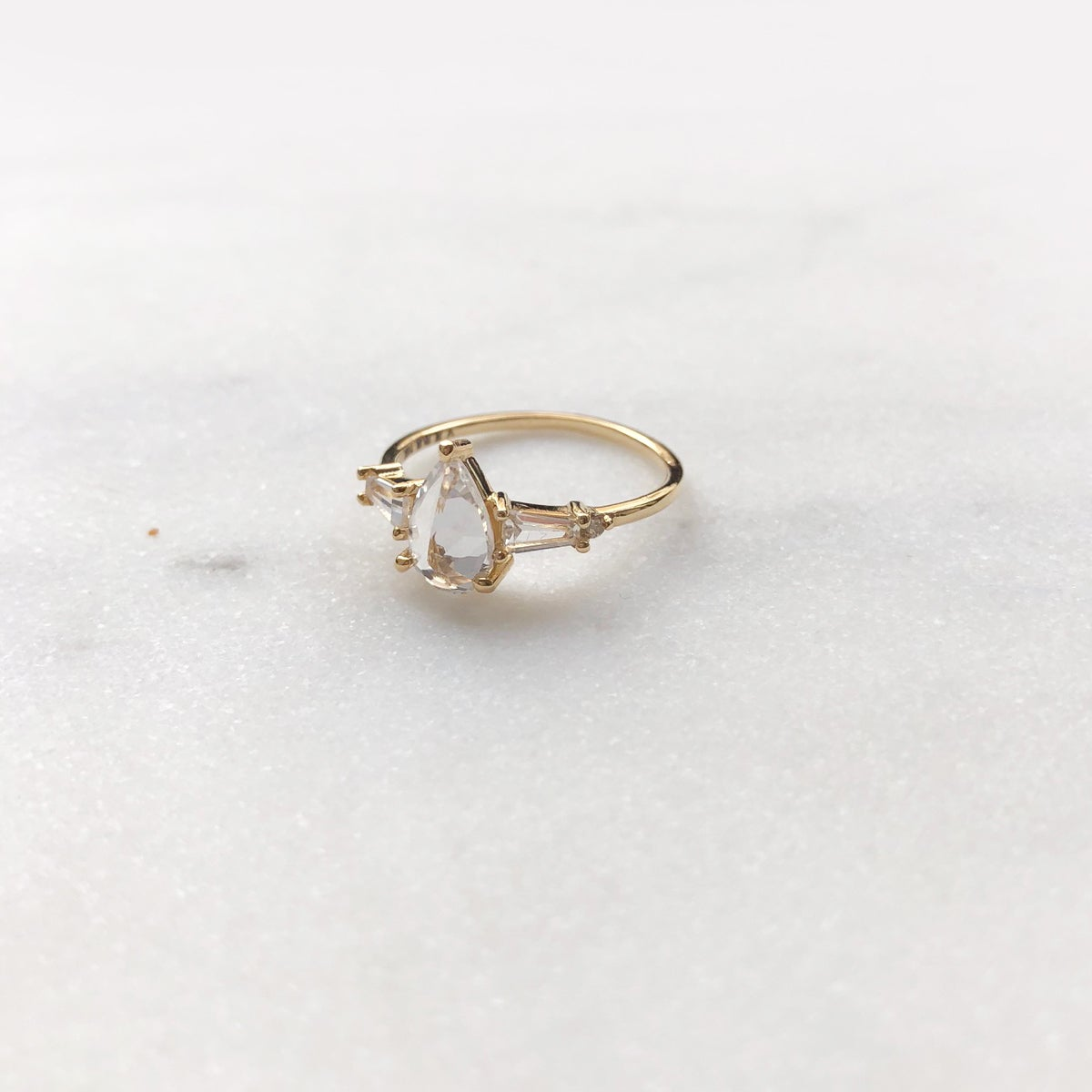Image of Starry Sapphire RING